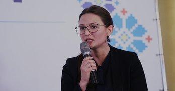 """Інна Борзило: """"Виборча реформа – ключова передумова зміни всієї системи"""""""