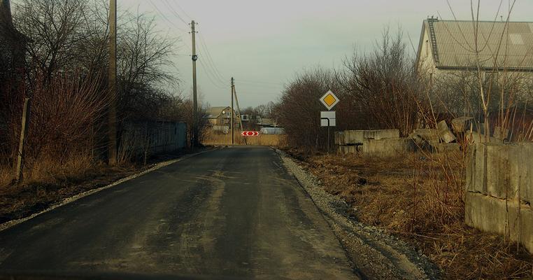 Фото: Кучаків: голова оголосив тупикову дорогу головною, щоб покласти асфальт до хати доньки
