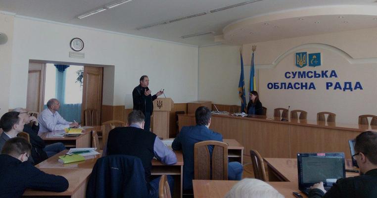 Важливо, щоб зміни виборчої системи відбулись заздалегідь – голова UA:Суми