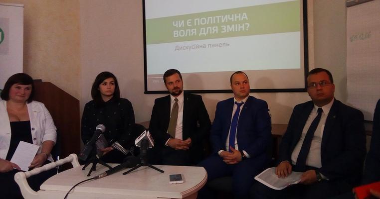 Політики Полтавщини: на парламентських виборах потрібні  відкриті регіональні списки