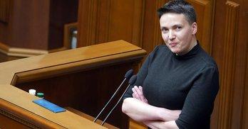 На NewsOne Мураєва з'явилася реклама із Савченко