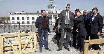 Музей на Поштовій - третій раунд: чи нокаутує Кличко завгоспа Януковича?