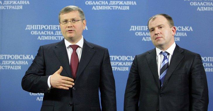 Фото: За що ГПУ хоче позбавити недоторканності Вілкула та Колєснікова
