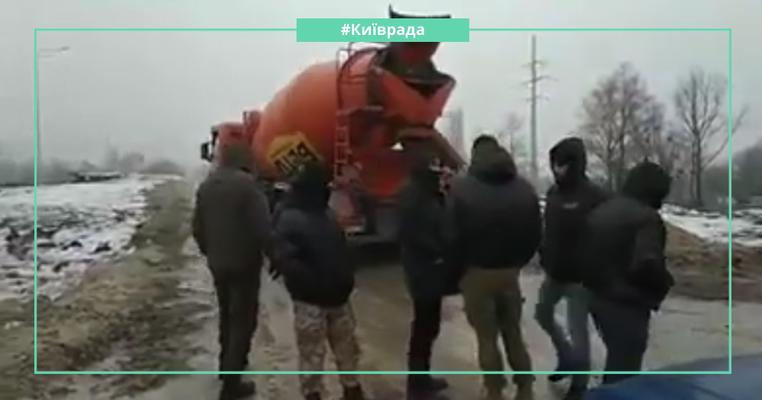 Незаконна забудова на Осокорках: хто влада в Києві?
