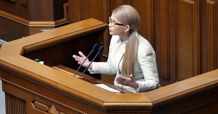 Тимошенко довіряє в Києві депутатам Київради, забудовникам, юристам, політконсультанту і декану
