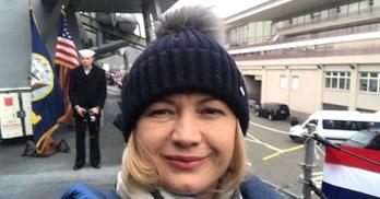 Ірина Геращенко перебувала в Одесі та водночас голосувала в Раді