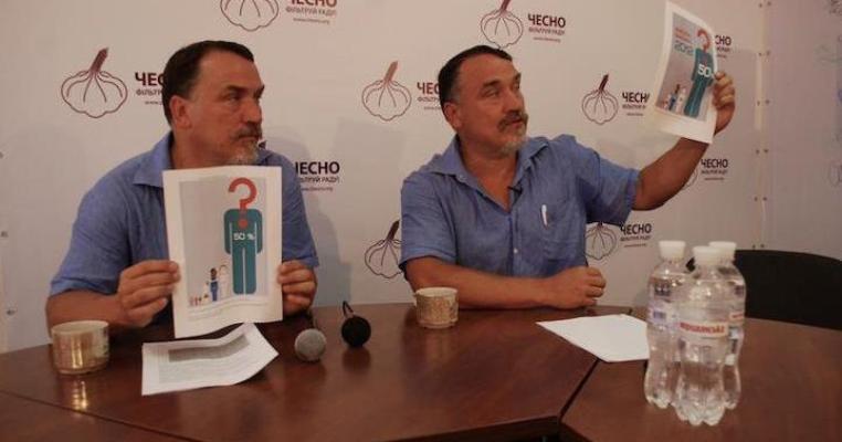 Брати Капранови: політику треба перевести в площину особистих обіцянок