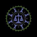 Логотип: Громада і Закон
