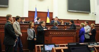 100 днів Київради: як працювали депутати Шевченківського району