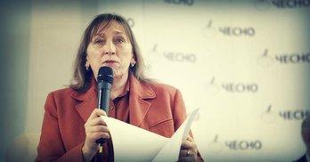 """Ірина Бекешкіна: """"У нас на всіх виборах перемагає завжди опозиція"""""""