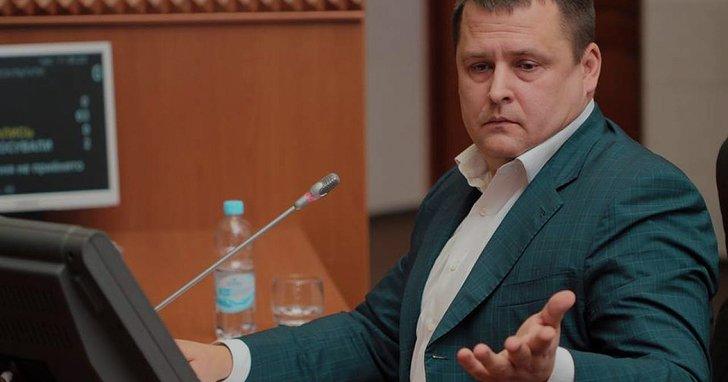 """Фото: Рік роботи міськради Дніпра: Філатов не може вплинути на прогульників-""""укропівців"""""""