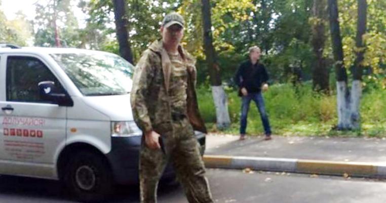 Стрілянина під прокуратурою: чому депутат Місяць безкарно поїхав з Ірпеня у Миргород?