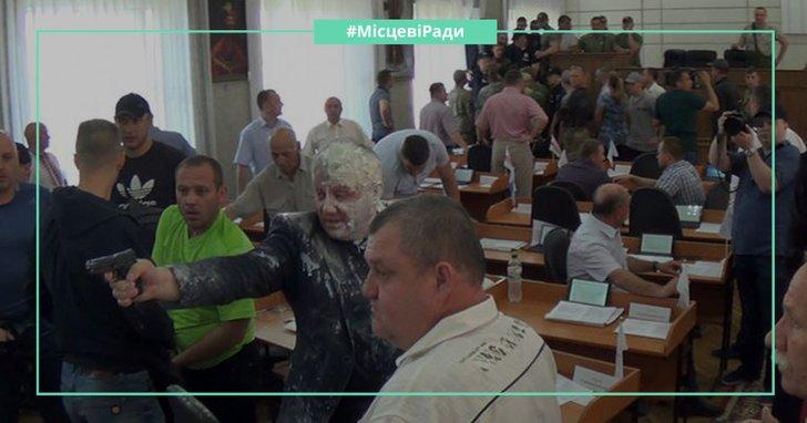 Фото: Підсудні депутати Дніпровщини: стрілянина, хабарі, неіснуючі нотаріуси та проблеми з деклараціями