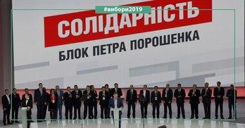 """Президентський бартер: як розподілили в """"БПП"""" округи на Київщині"""