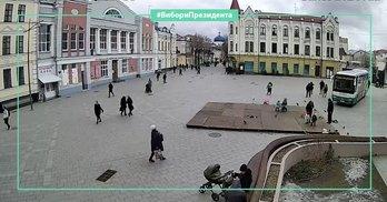 Автобус Садового проїхався пішохідною вулицею: як агітують на Житомирщині