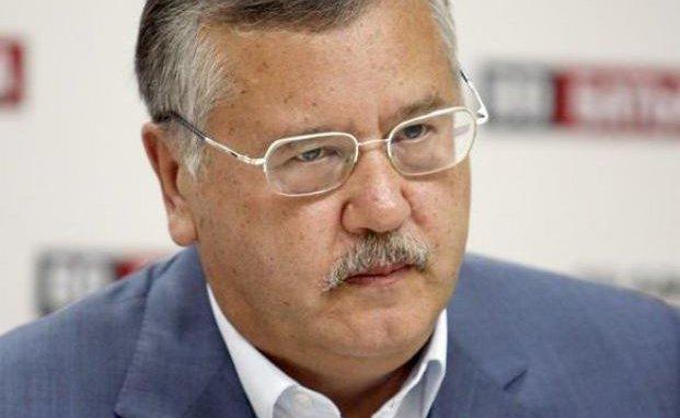 Фото: Гриценко не закрив питання про екс-регіонала: агітація на Волині