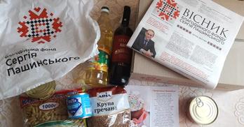 """Великодній """"Кагор"""" та гречка від Пашинського: як нардеп підгодовує електорат"""