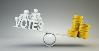 Як кандидати шукали свого виборця: структура видатків з виборчих фондів