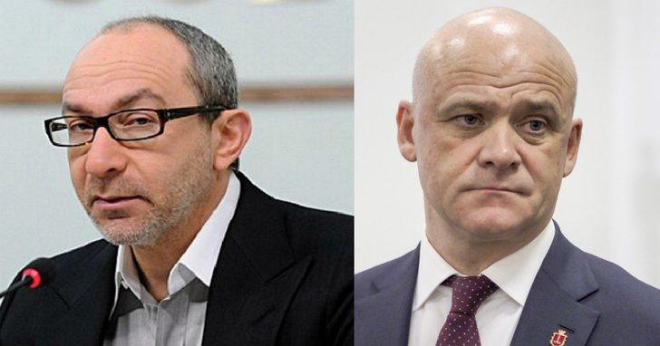 Фото: Депутати з партії Труханова-Кернеса претендуватимуть на всі округи Одеси