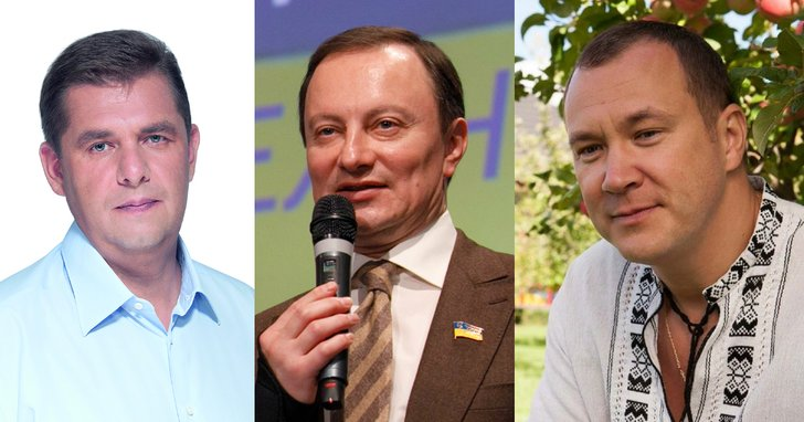 Фото: Хто з нардепів-мажоритарників Києва не відповідає критеріям Руху ЧЕСНО