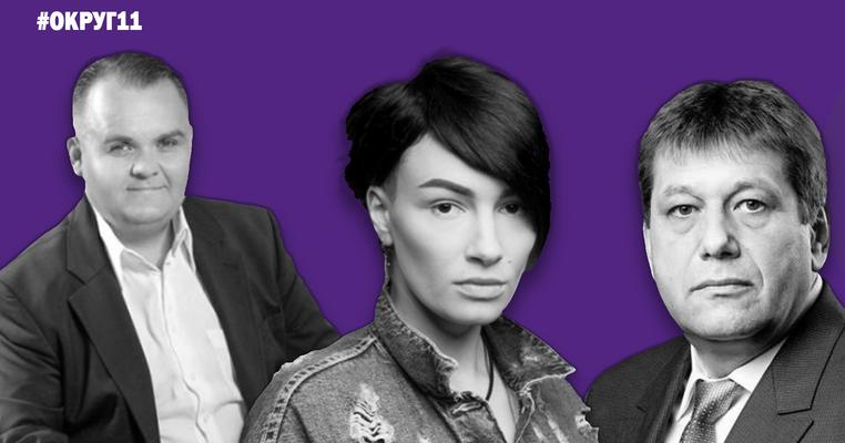 """Фото: Дві кандидатки з """"Батьківщини"""", два кандидати з БПП та віце-прем'єр – округ №11"""