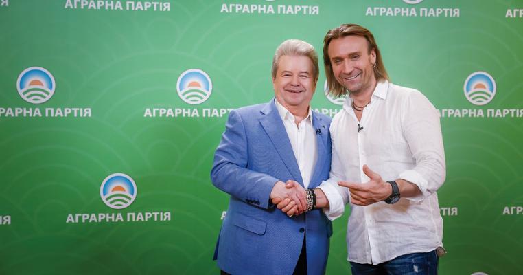 Аграрна партія витратила чверть виборчого фонду на концерти