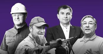 """Люди Ахметова, мери, """"афганець""""-рекордсмен: хто переміг """"слуг"""" і нардепів на Донеччині"""