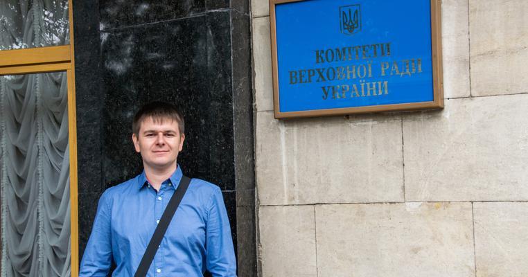 Журналістів не пустили на засідання регламентного комітету ВРУ