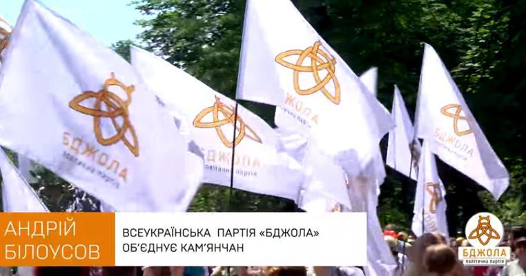 """Привілеї та неофіційні витрати: активізація партії """"Бджола"""""""