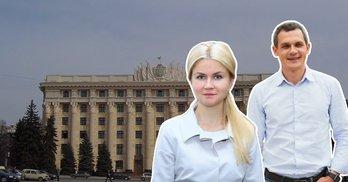 """Будуть вибори? """"Слуга народу"""" Кучер хоче очолити Харківську ОДА, Світлична претендує на посаду в РНБО"""