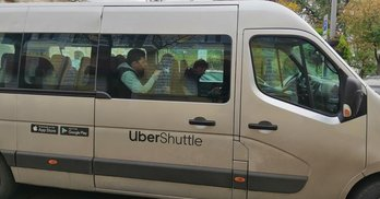 Поліція підтвердила порушення з боку Uber Shuttle
