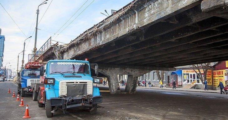 """Фото: """"Укрбуд"""" отримає 14 млн за проект розв'язки на Шулявці"""