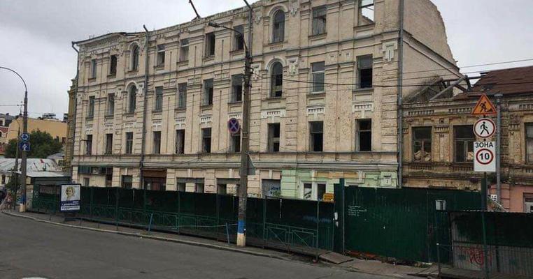 Чому Бродський погодив знищення історичної будівлі на Подолі