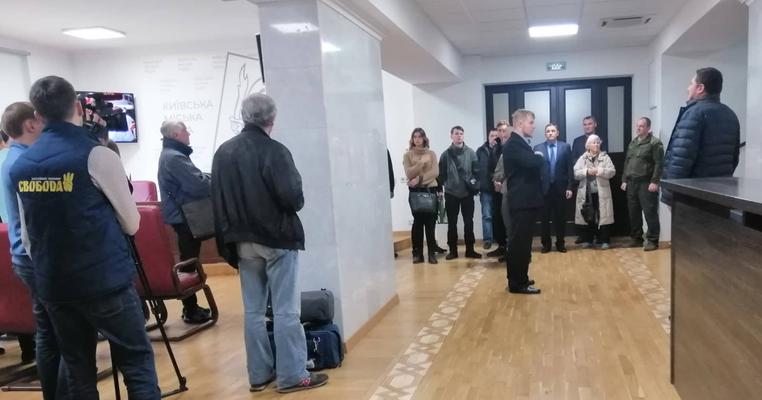 """""""Свобода"""" блокувала групу Левченка в Київраді: депутати Кутняк та Антоненко не з'явилися на сесію"""
