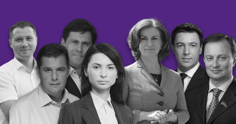 7 кандидатів-мажоритарників з Києва потрапили до ТОП-20 за витратами на виборчу кампанію