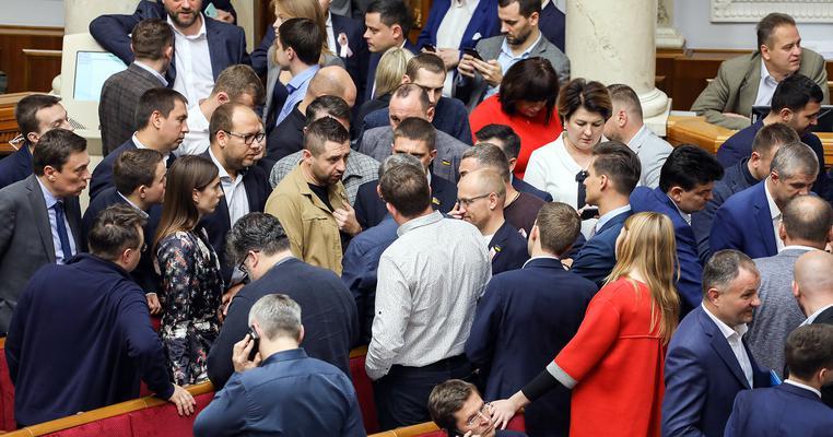 """Наскільки впливова """"група Коломойського"""": аналіз голосувань"""
