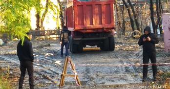 Київрада з другої спроби проголосувала проти будівництва на Кловському схилі
