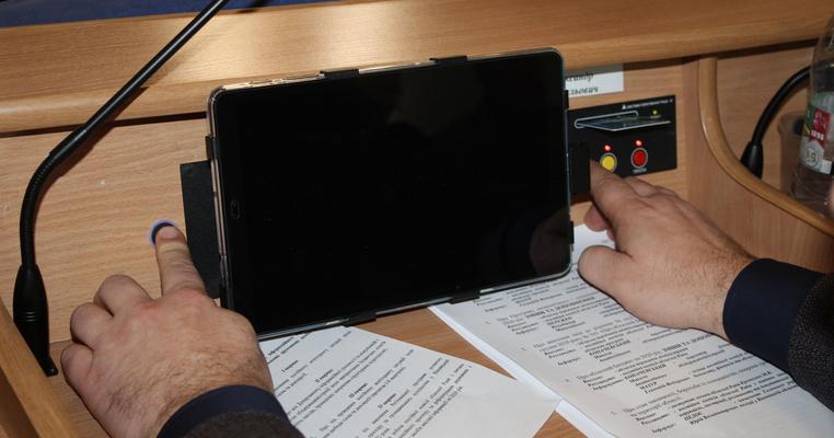 #СвободуСенсорнійКнопці: Вінницька облрада остаточно поборола кнопкодавство