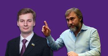 Новинський і Шпенов – перші кнопкодави 2020 року