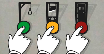 Кнопкодавство — кримінальний злочин.  Що варто знати про новий закон