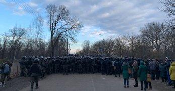 Евакуйовані з Китаю: що вирішили депутати Полтавської облради