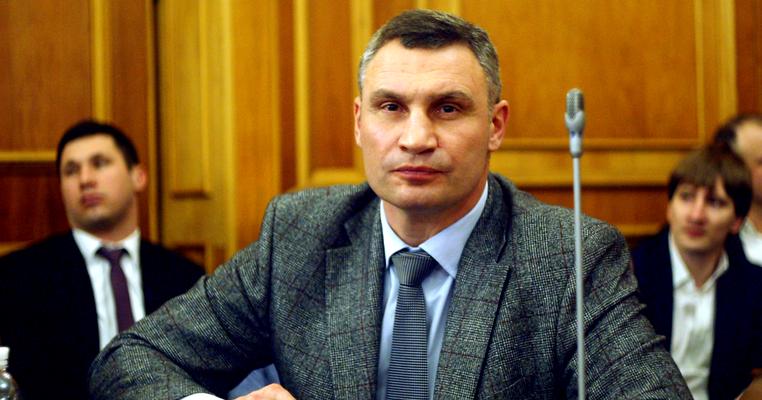 Закон про столицю натурборежимили до другого читання: Кличко VS Клочко