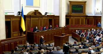 """Зміни до Регламенту: нардепи проголосували за поправковий запобіжник """"слуг"""". """"Спамери"""" проти"""