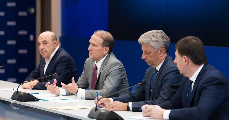 Фото: ОПЗЖ: як дві групи впливу поділили партію згори донизу