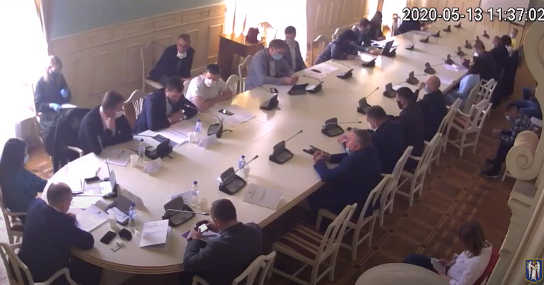Київрада: можливий конфлікт інтересів двох депутатів розгляне НАЗК