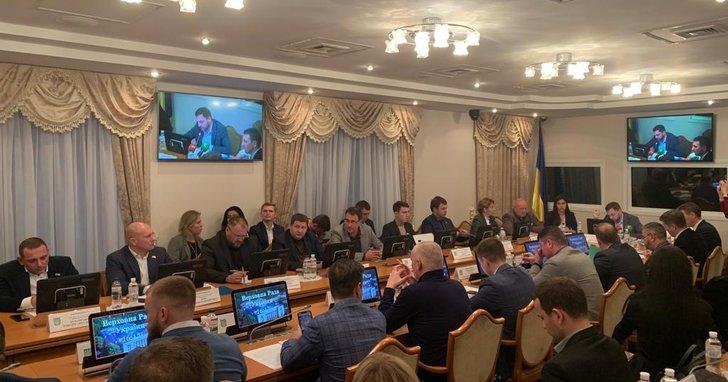 Фото: Засідання правоохоронного комітету щодо поліцейського свавілля в Кагарлику має бути відкритим – Рух ЧЕСНО