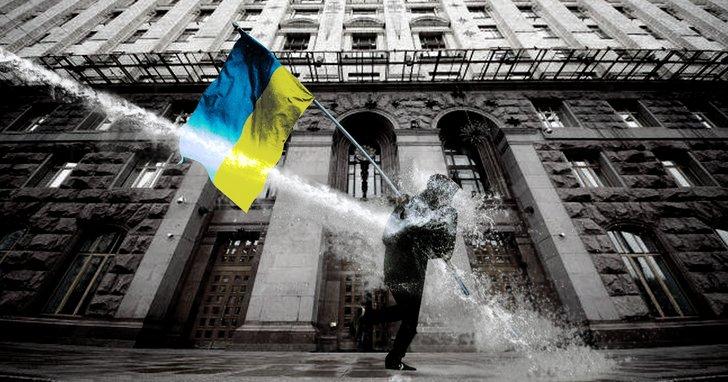 Фото: 30 років самоврядування Києва: від мирного ГКЧП до розстріляного Майдану