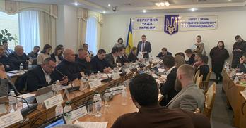 Рішення про відставку Авакова на засіданні правоохоронного комітету не розглядали