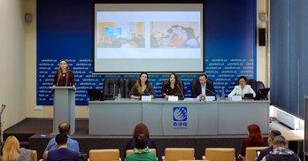 Депутати та активісти презентували результати кампанії #Депутати_звітувати