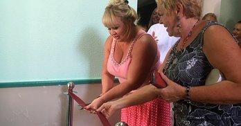 Драматичне відкриття: за підтримки депутата в Херсоні відкрили туалет